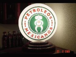 Mexican Gas Globe