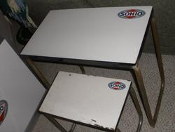 Unusual SOHIO Tables!!!