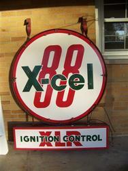 Rare X-CEL88 Sign