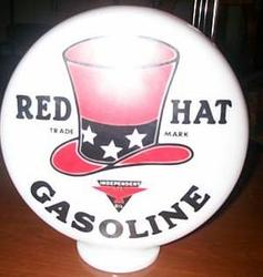Red Hat Phony Globe