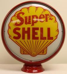 Super Shell Phony Gas Globe