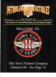 August Special Iowa Gas 2009 PCM Magazine!