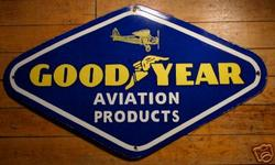 Phony Goodyear Sign