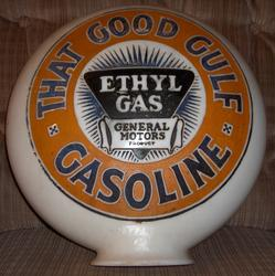 New Discovery Good Gulf Early GM Ethyl Logo!